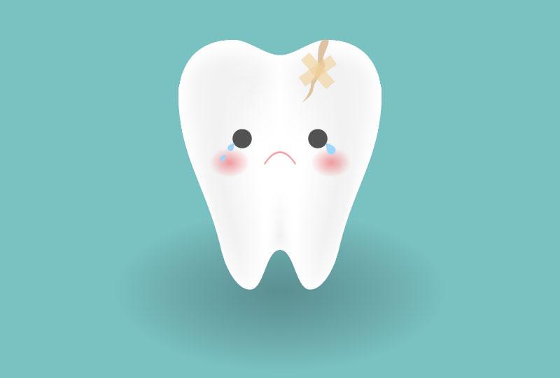 Bei einem Zahnunfall ist schnelles und richtiges Handeln entscheidend für die Zahnrettung