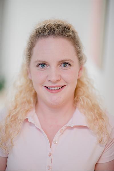 Team Zahnarzt-Praxis Baar: Noelle Hürlimann, Dentalassistentin